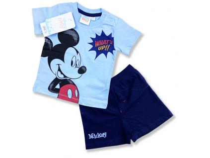 oblečenie pre bábätká letný set mickey2