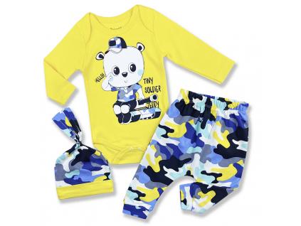 oblečenie pre bábätká teddy