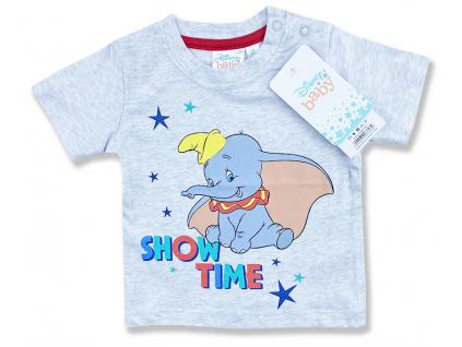 oblečenie pre bábätká tričko dumbo1