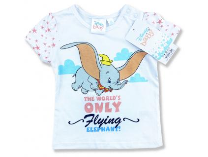 oblečenie pre bábätká tričko dumbo2