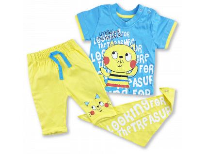 oblečenie pre bábätká mačička miniw