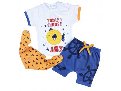 oblečenie pre bábätká ribička miniw