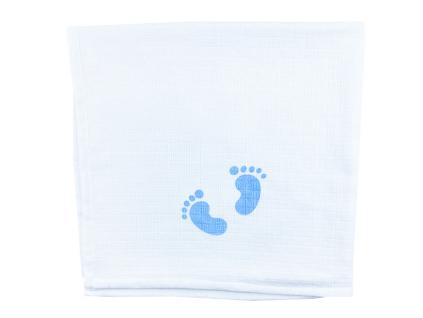 plienka pre bábätká stopy