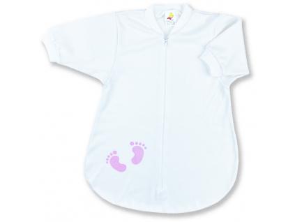 spací vak pre bábätká stopy2+