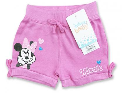 krátke nohavice pre deti minnie1