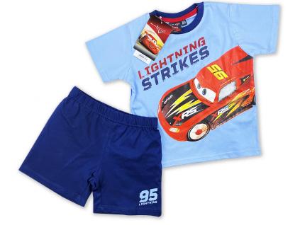 detské oblečenie letný set cars