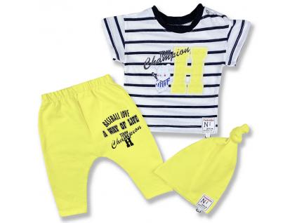 letné oblečenie pre bábätká tedy