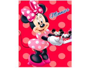 detska deka disney minnie 1