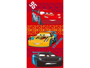 Detský uterák DISNEY - Disney, Cars (35 x 65)