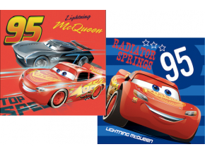 detsky rucnik disney cars