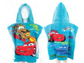 Detské pončo BABY - cars, 50x100