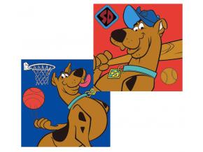 Detský ručník - Scooby Doo, 2ks (30x30)
