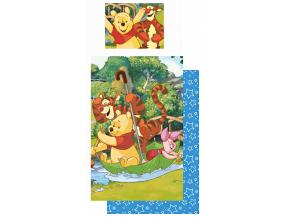 Obliečky do detskej postieľky Disney – MACKO PU, New
