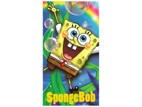 Detský uterák DISNEY - Spongebob (35 x 65)