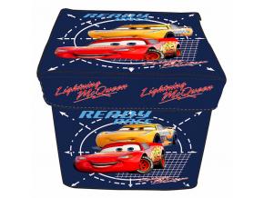detsky ulozny box taburetka disney