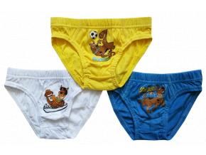 Chlapčenské spodné prádlo - Scooby Doo,