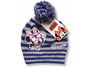 Detská zimná čiapka - Minnie Mouse