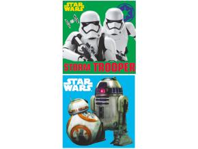 Detský ručník - Star Wars,  2ks (30x30)