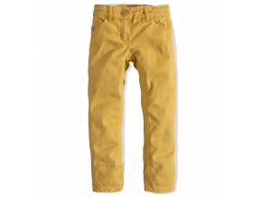 Dievčenské nohavice - FUNKY DIVA, žlté