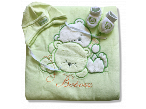 zimny spaci vak kojenecke oblecenie1