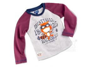 Chlapčenské tričko – Líška