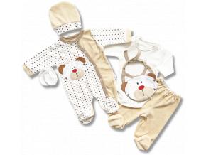 kojenecke oblecenie macko plys5