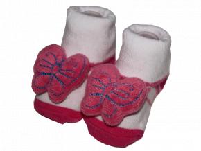 Ponožky pre bábätká - MAŠLA