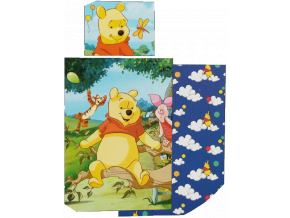 Detské obliečky DISNEY - Macko PU1 (140 x 200)