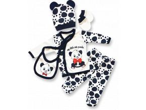 dojcenske oblecenie 5dielny panda