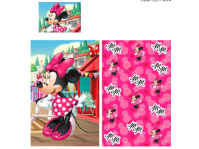obliecky do postielky minnie1