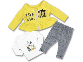 Set pre bábätká chance0 kojenecké oblečenie