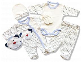 6dielny kojenecky set macik