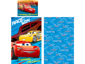 obliecky do postielky cars 1