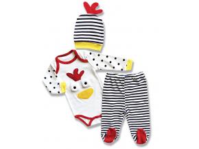 kojenecký set oblečenie pre bábätká kohút