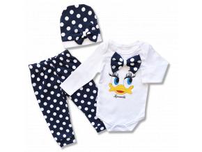 kojenecky set oblečenie pre bábätká kačička
