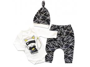 kojenecky set oblečenie pre bábätká mačička,