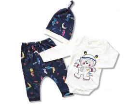 kojenecky set oblečenie pre bábätká vesmír,