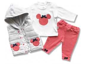oblečenie pre bábätká prechodný set 2