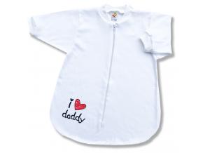 spací vak pre bábätká dady
