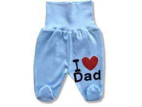 polodupačky pre bábätká dad