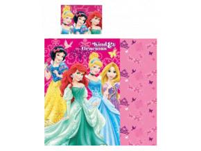 Obliečky do detskej postieľky Disney - PRINCESS2