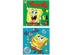 ručník pre deti spongebob