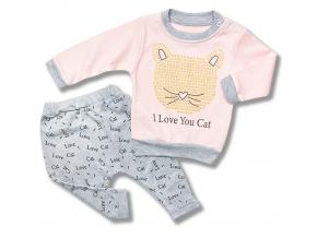 set pre bábätká mačička