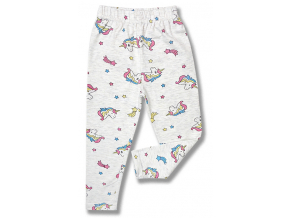 detské legíny unicorn
