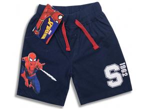 oblečenie pre deti krátké nohavice spiderman1