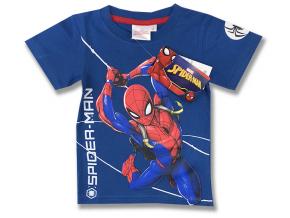 detské tričko spiderman letné1