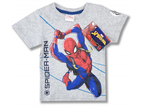 detské tričko spiderman letné2