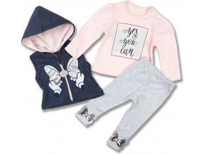kojenecké oblečenie hippil pre dievčatá