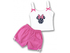 letný set pre bábätká krátke nohavice
