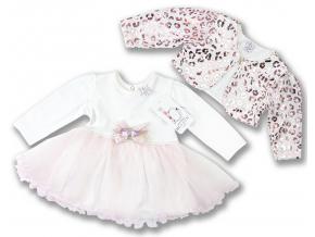 kojenecké oblečenie svadobné šaty